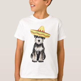 Fiesta Miniature Schnauzer T-Shirt