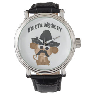 Fiesta Monkey Watch