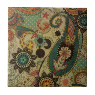 Fiesta Mosaic Small Square Tile