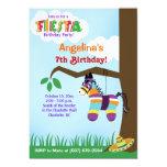 Fiesta Pinata Cinco de Mayo Birthday Invitations 13 Cm X 18 Cm Invitation Card