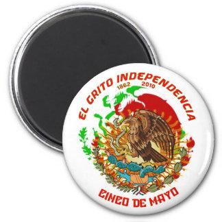 Fiesta-Product-Match-Cinco-de-Mayo-Set-1 Refrigerator Magnet