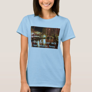 Fiesta ~ River Walk T-Shirt