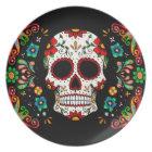 Fiesta Skull Plate