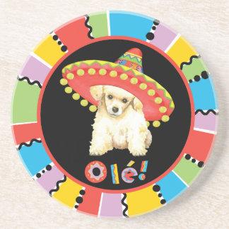 Fiesta Toy Poodle Coaster