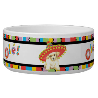 Fiesta Toy Poodle Pet Bowl