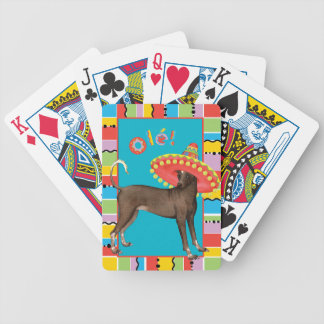 Fiesta Xolo Bicycle Playing Cards
