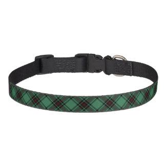 Fife Scotland District Tartan Pet Collar