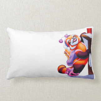 Fifi Firefox Lumbar Pillow
