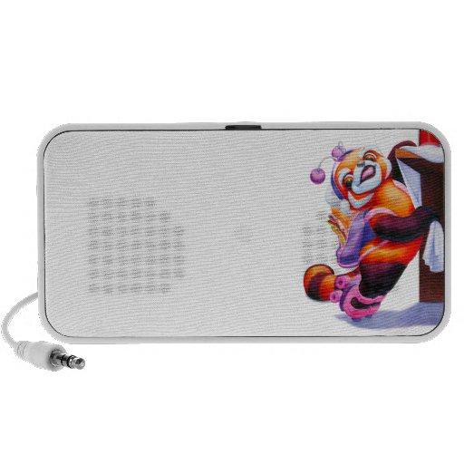 Fifi Firefox-Red Panda Nursery Speaker