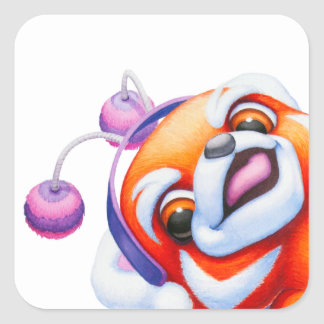 Fifi Firefox-Red Panda Sticker
