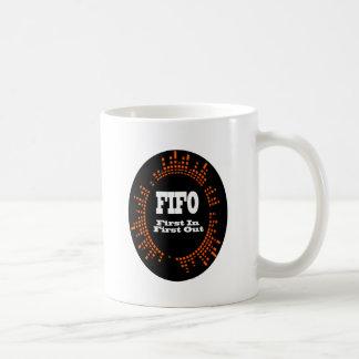 FIFO BASIC WHITE MUG