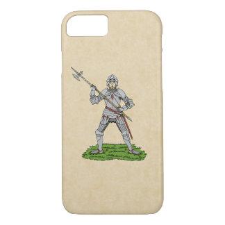 Fifteenth Century English Knight iPhone 8/7 Case
