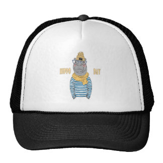 Fifteenth February - Hippo Day - Appreciation Day Cap