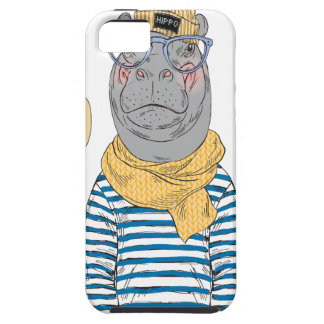 Fifteenth February - Hippo Day - Appreciation Day iPhone 5 Cases