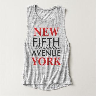 Fifth Avenue New York Singlet