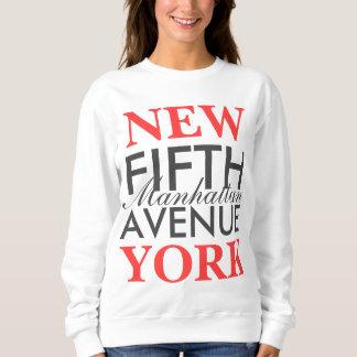 Fifth Avenue New York Sweatshirt