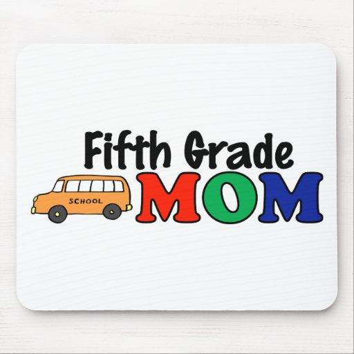 Fifth Grade Mom Mouse Mats