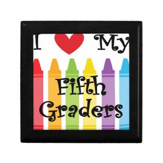 Fifth grade teacher2 gift box