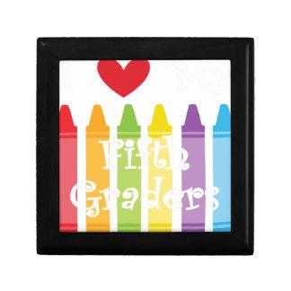 Fifth grade teacher gift box
