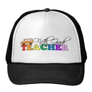 Fifth Grade Teacher Hats