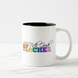 Fifth Grade Teacher Mugs