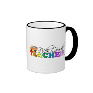Fifth Grade Teacher Coffee Mug