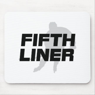 Fifth Liner Mouse Pad