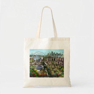 Fifth Sacred City Tote