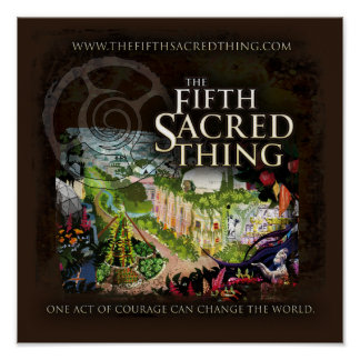 Fifth Sacred Courage Poster