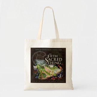 Fifth Sacred Courage Tote