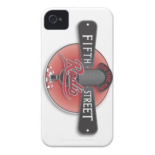 Fifth Street Radio Blackberry Cover Blackberry Bold Cases