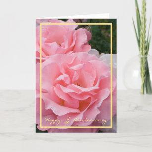 5th Wedding Anniversary Cards | Zazzle com au