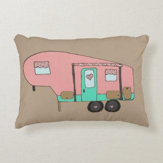 Fifth Wheel Camper Decorative Cushion