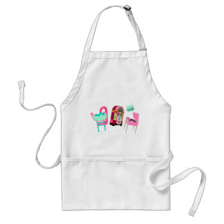 Fifties Fun Time Standard Apron