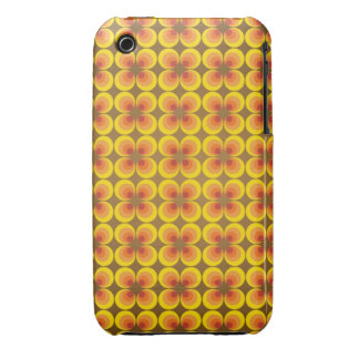 Fifties Wallpaper - iPhone 3 Case