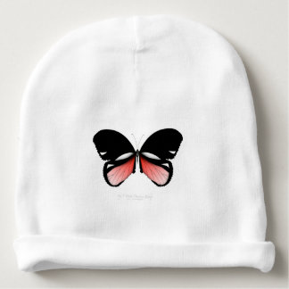 fig 5 Red Butterfly by tony fernandes Baby Beanie