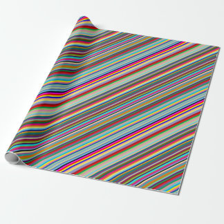 Figaro every color wrapping paper