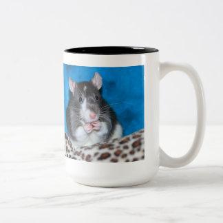 Figaro, The Fancy Rat 15oz Mug