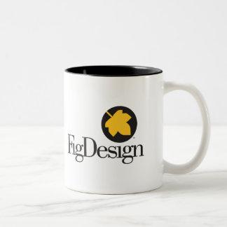 FigDesign mug
