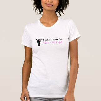 Fight Anoxeria!, Love a thick girl! T-Shirt