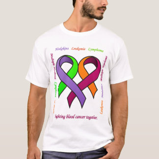 Fight Blood Cancer Together T-shirt