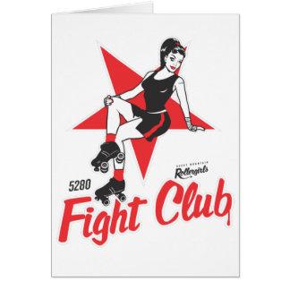 Fight Club Card