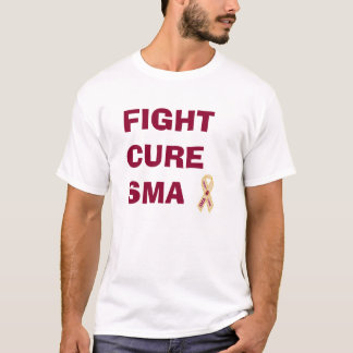 Fight Cure SMA Awareness Ribbon Shirt