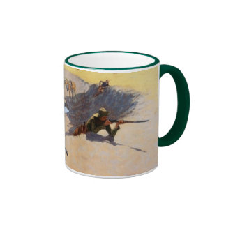 Fight for Water hole Coffee Mugs