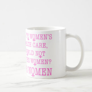 Fight for Women Coffee Mug
