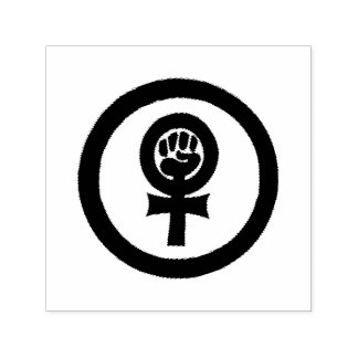 Fight for Women Self-inking Stamp