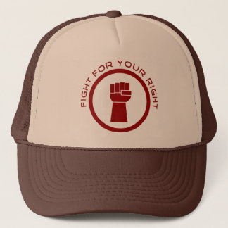 Fight For Your Right Trucker Hat