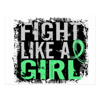 Fight Like a Girl Celiac Disease 31 8 Post Cards