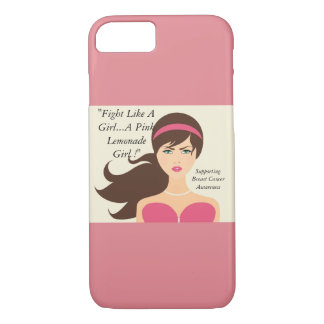 Fight Like A Girl... iPhone 7 Case
