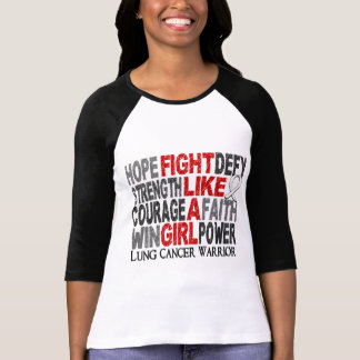 Fight Like A Girl Lung Cancer 23 4 T Shirts